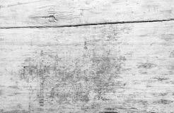 白色木盘区纹理背景 免版税库存照片