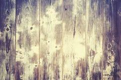 白色木纹理背景 老板条构造木头 库存图片