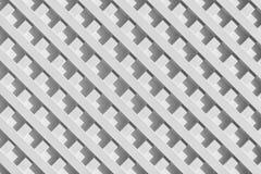 白色木头条板  免版税库存图片