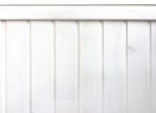 白色木质的墙壁 抽象背景 库存照片