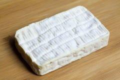白色法国乳酪 免版税库存图片