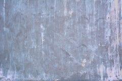 白色混凝土墙纹理 免版税库存照片