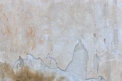 白色混凝土墙纹理 库存照片