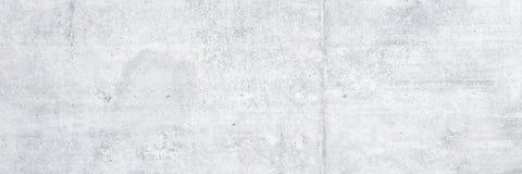 白色混凝土墙纹理 图库摄影
