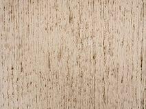 白色灰浆墙壁纹理和背景 免版税库存图片