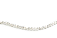 白色珍珠 免版税图库摄影