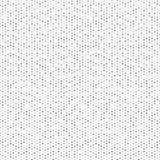 白色瓦片纹理,无缝的圆点背景 图库摄影