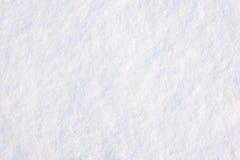白色的背景接近的雪 免版税库存照片