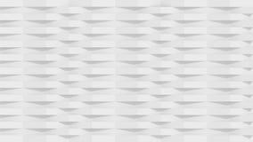 白色盘区 免版税库存照片