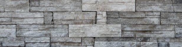 白色石砖纹理,岩石墙壁特写镜头 免版税库存照片