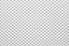 白色石膏板料表面的样式 免版税库存照片