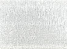 白色纱 油漆 免版税库存照片