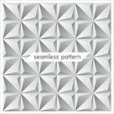 白色纹理无缝的pattern_3 库存照片