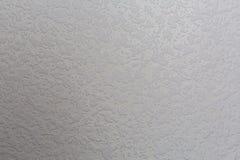 白色纹理样式背景可以使用作为墙纸盖板和拷贝空间为文本 免版税库存照片