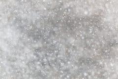 白色纹理雪 免版税库存照片