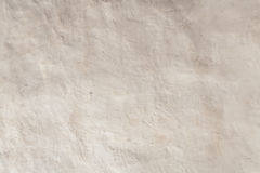 白色膏药墙壁纹理 免版税库存照片