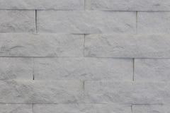 白色花岗岩瓦片 免版税库存图片