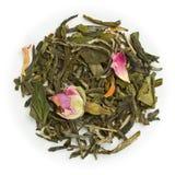 白色茶Crème dOrange 免版税库存图片
