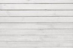 白色被洗涤的木板条 免版税库存照片