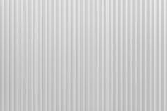 白色金属片墙壁纹理和背景 免版税库存照片