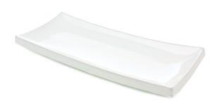 白色长方形板材 免版税库存图片