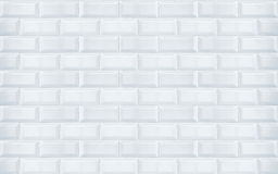 白色陶瓷砖 库存图片
