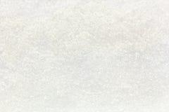 白色雪背景,关闭 库存图片
