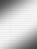 白色水平的窗帘窗口装饰 库存图片