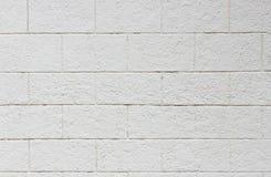 白色轻量级具体块背景纹理,工业墙壁的发泡的,原材料或房子 库存照片
