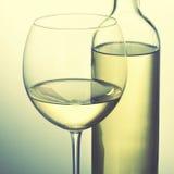 白葡萄酒 免版税图库摄影
