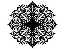 黑白设计 免版税库存图片