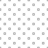 黑白重复的抽象方形的样式-导航背景设计 库存照片