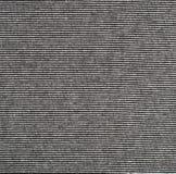黑白镶边棉花聚酯纹理 库存图片