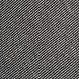 黑白镶边棉花聚酯纹理 向量例证