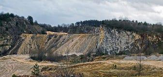 白陶土猎物在捷克 库存图片