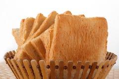 白面包 库存图片