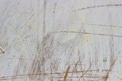 白水泥墙壁纹理  免版税库存图片