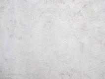 白水泥墙壁 图库摄影