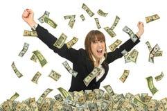 百万富翁 免版税库存照片