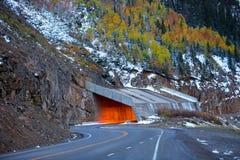 百万美元高速公路 库存照片