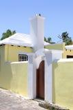 百慕大人庭院家 图库摄影
