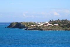 百慕大房子 库存图片