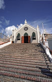 百慕大教会 库存照片