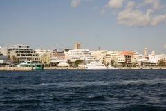 百慕大江边 免版税库存图片