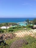 百慕大海洋 免版税图库摄影