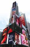 百老汇签到曼哈顿 库存图片