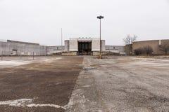 百货大楼-被放弃的Randall公园购物中心-克利夫兰,俄亥俄 库存图片