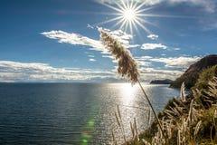 的喀喀湖-2- 库存图片
