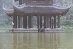轻的寺庙 图库摄影