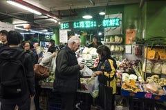 稻的市场, Haymarket -悉尼 免版税库存图片